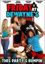 Friday at Dewayne's Boxart